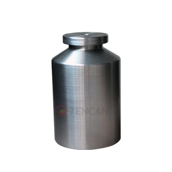 Stainless Steel Roll Mill Jar