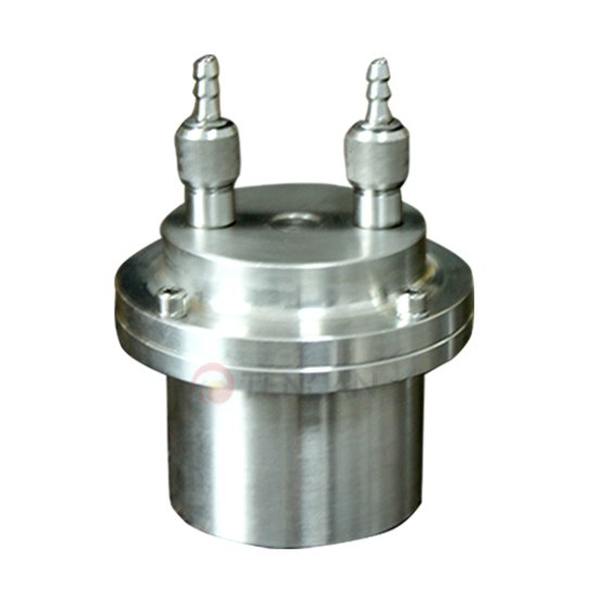 Stainless Steel Vacuum Mill Jar